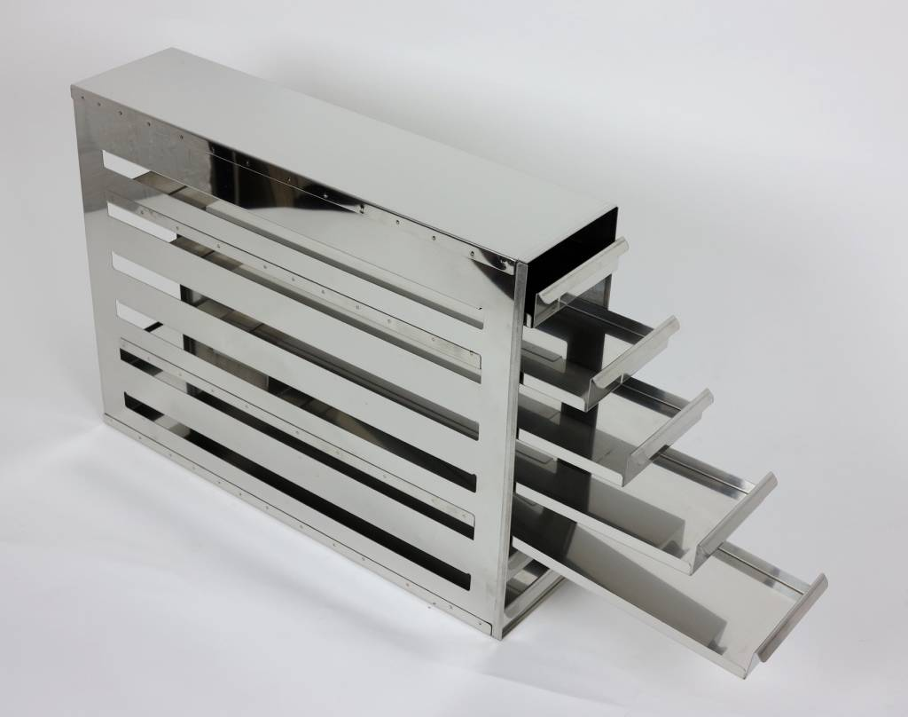 Drawer Rack 4D/7H for Eppendorf Innova Freezers