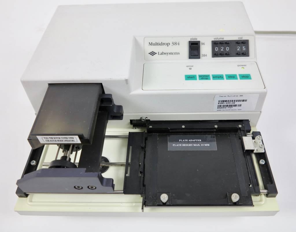 Thermo Scientific Thermo Multidrop 384 Dispenser