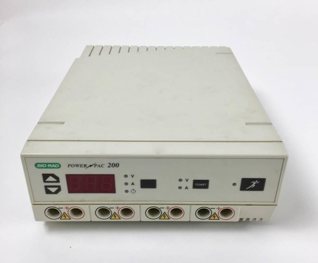 Bio-Rad Refurbished Bio-Rad PowerPac 200 Powersupply