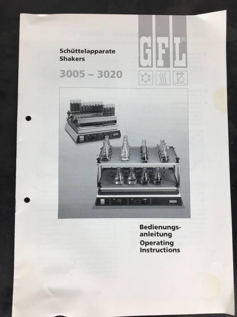 GFL GFL 3011 Taumelschüttler