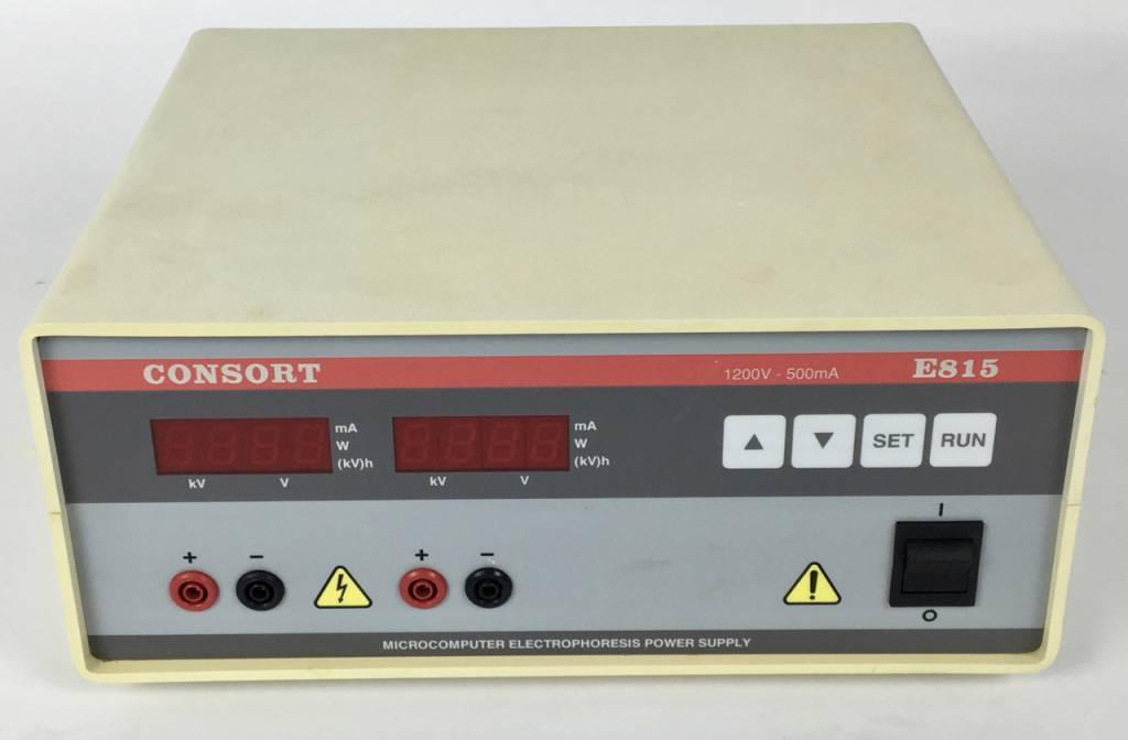 Consort Consort E815 Powersupply