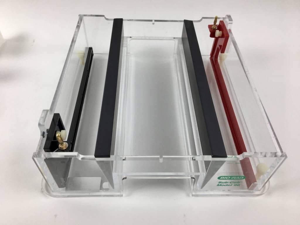 Bio-Rad Bio-Rad Sub-Cell Model 96 Horizontal Electrophoresis System