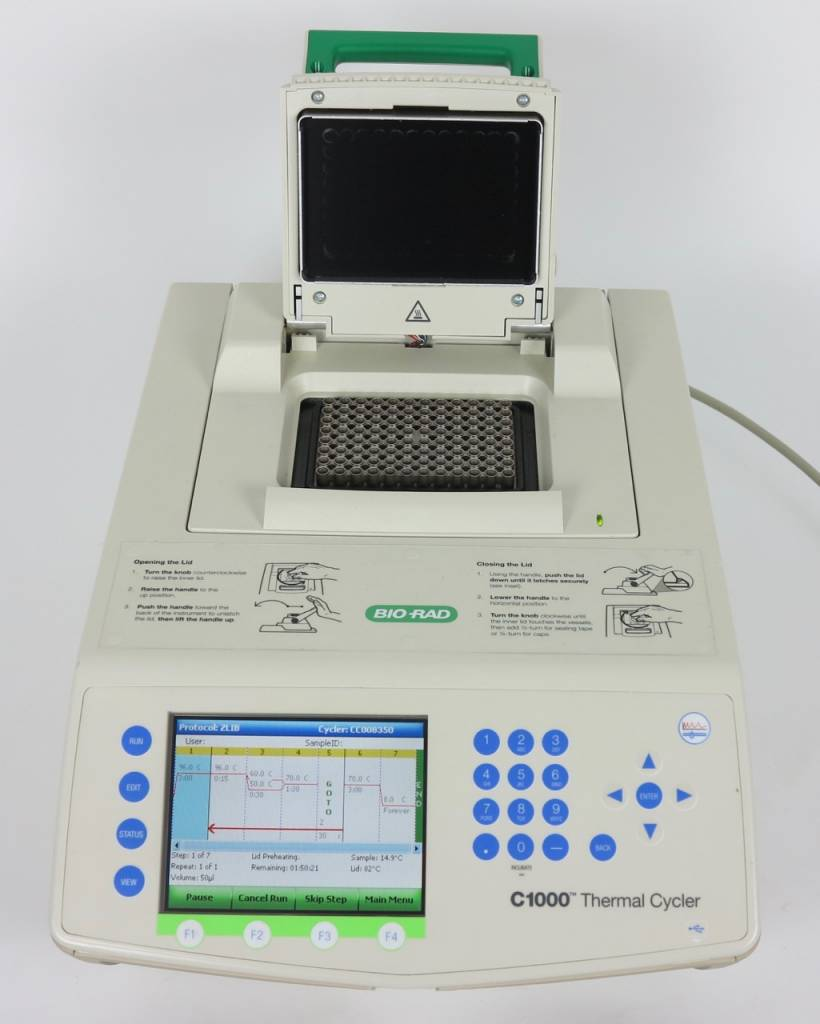 Bio-Rad Bio-Rad C1000 Thermalcycler mit 96-Well Reaction Module