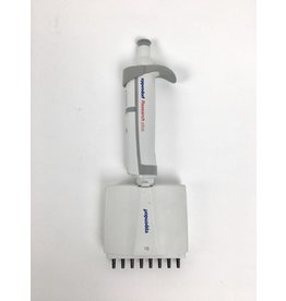 Eppendorf Eppendorf Research plus 8 x 0,5-10 µl, 8-Kanal Pipette