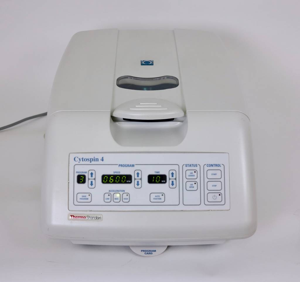 Refurbished Thermo Cytospin IV with Rotor