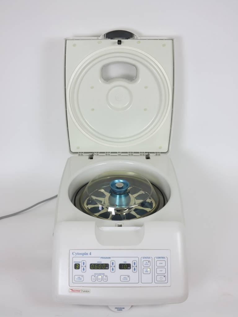 Thermo Cytospin IV Zytozentrifuge mit Rotor