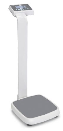 Kern Kern MPE 250K100PM Personal Floor Scale wih Stand