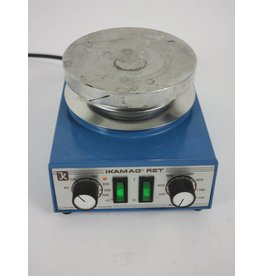 IKA IKA IKAMAG RET,  Magnetic Stirrers with heating