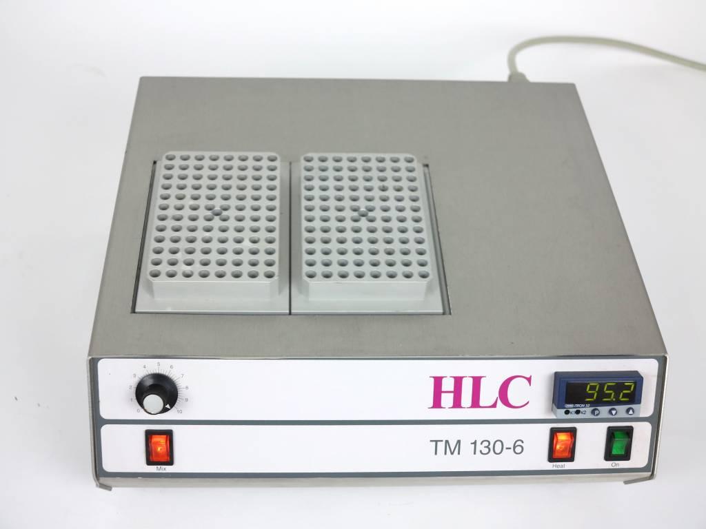 HLC Thermoshaker HLC TM130-6 für 2 x 96-well Mikroplatten