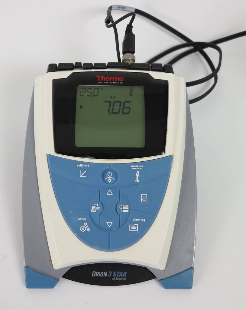 Thermo Scientific Thermo Scientific Orion 3-star benchtop pH meter