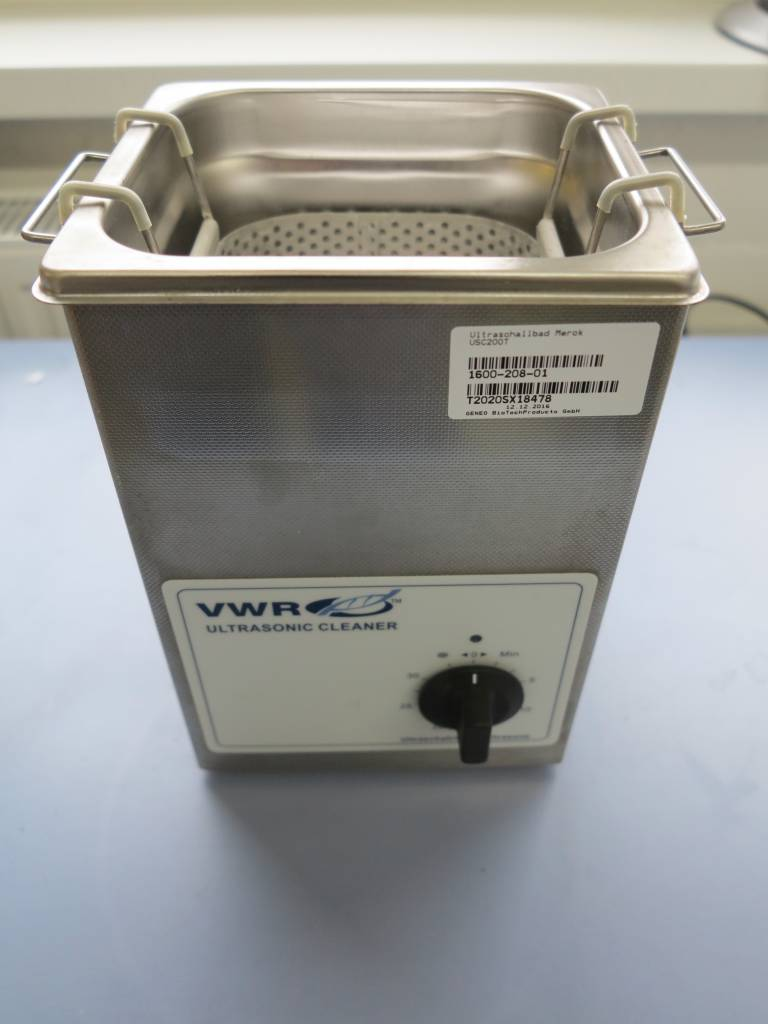 VWR VWR Ultrasonic Cleaner USC200T