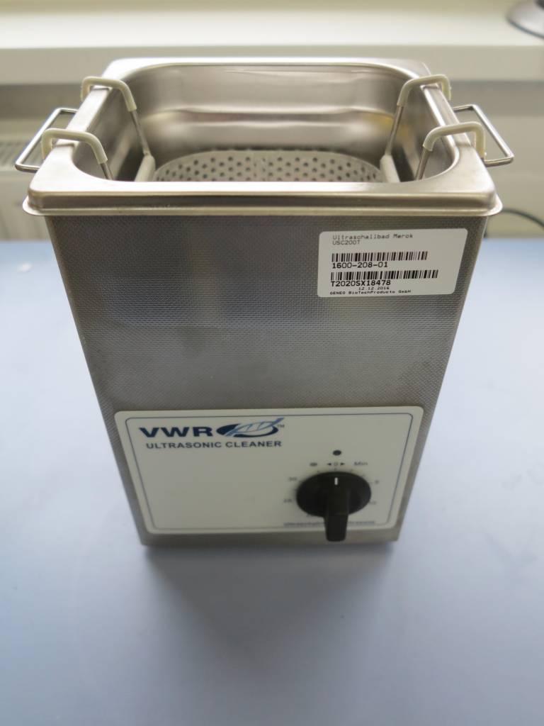 VWR VWRUltraschallbad USC200T