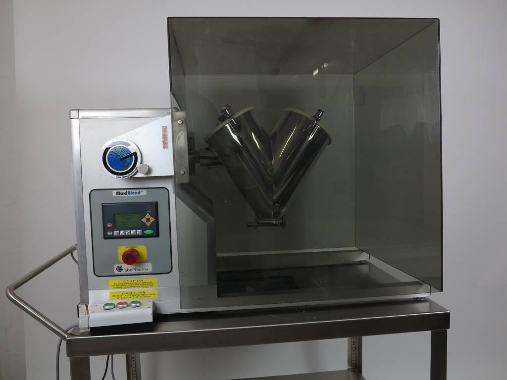 GlobePharma Refurbished GlobePharma MAXIBLEND MB-1 V-Mixer