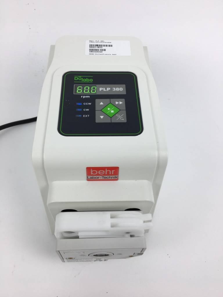 Behr Behr PLP 380, Laborschlauchpumpe