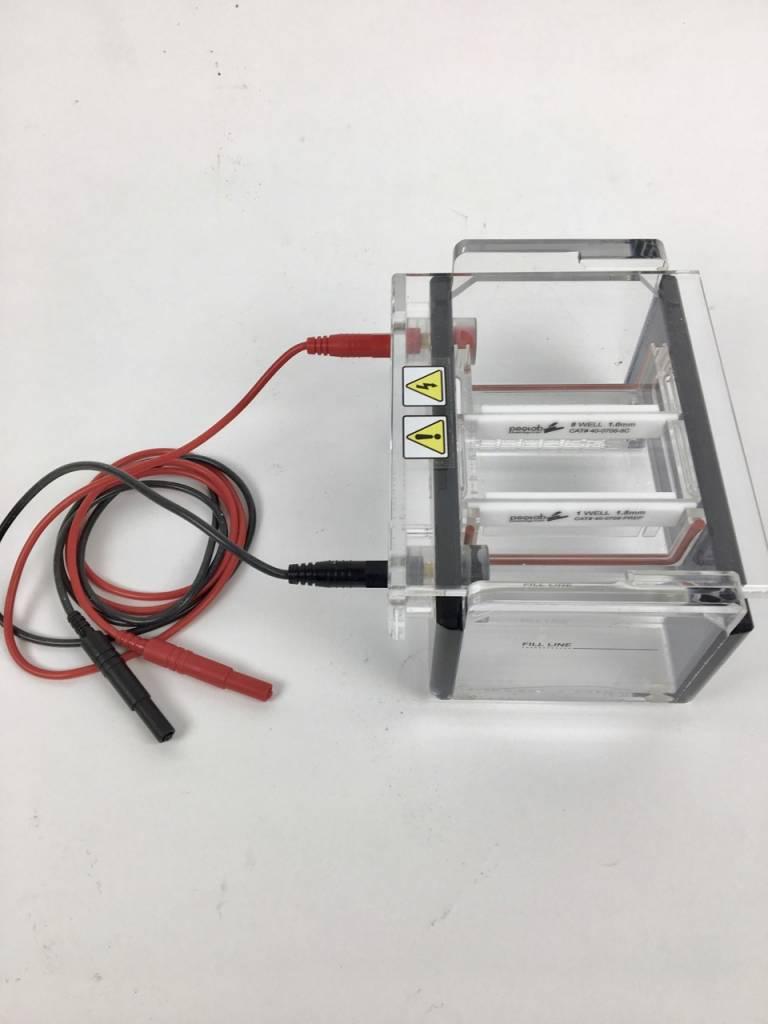 Peqlab Peqlab PerfectBlue™ Gelsystem Mini S