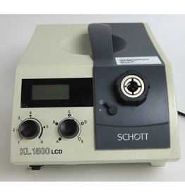 Schott Schott KL 1500 LCD Cold Light Source used