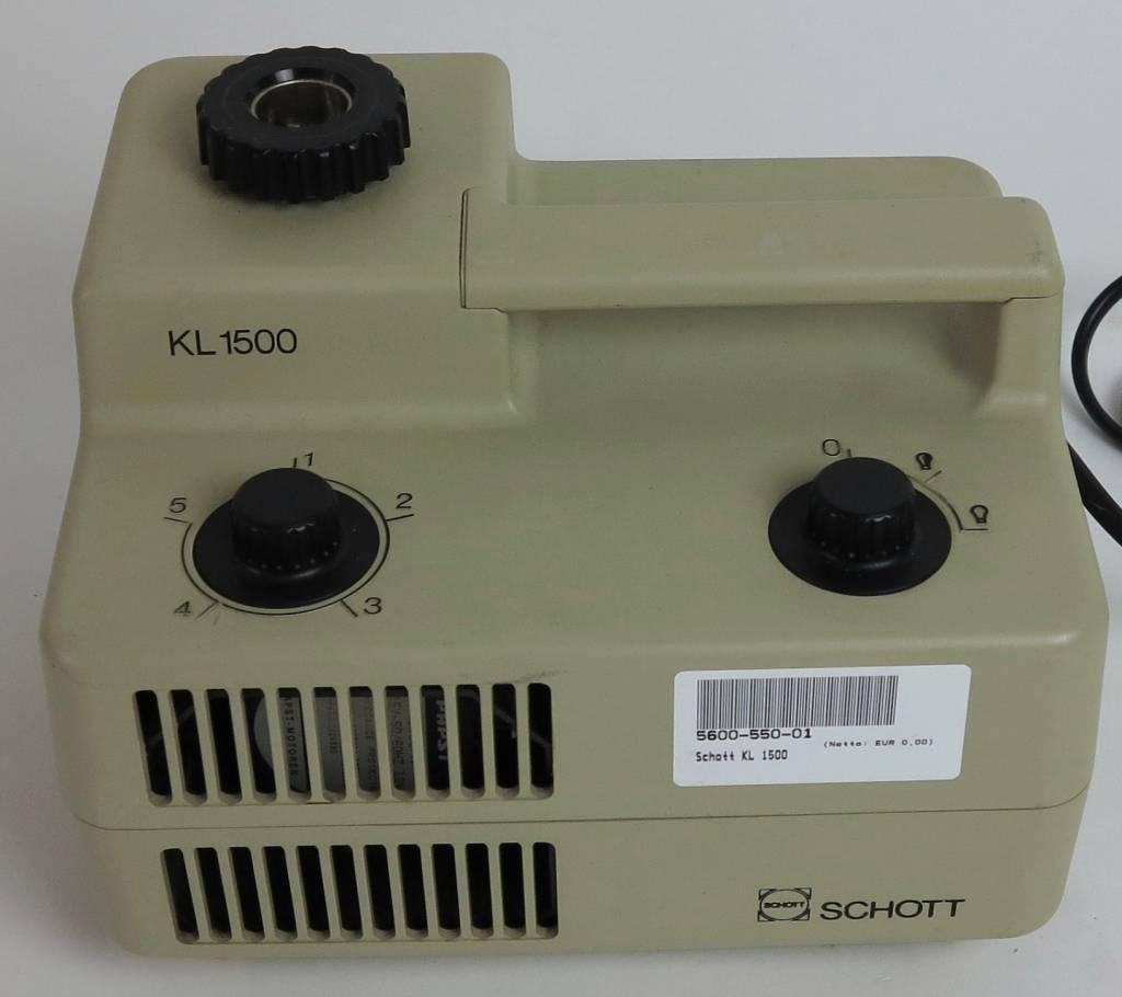 Schott Schott KL 1500 Kaltlichtquelle