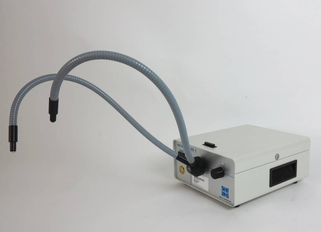 Volpi Gebrauchte Volpi Intralux 5000-1 Mikroskop Kaltlichtquelle