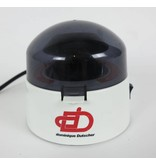 6-place personal microcentrifuge for 1.5/2.0 ml tubes