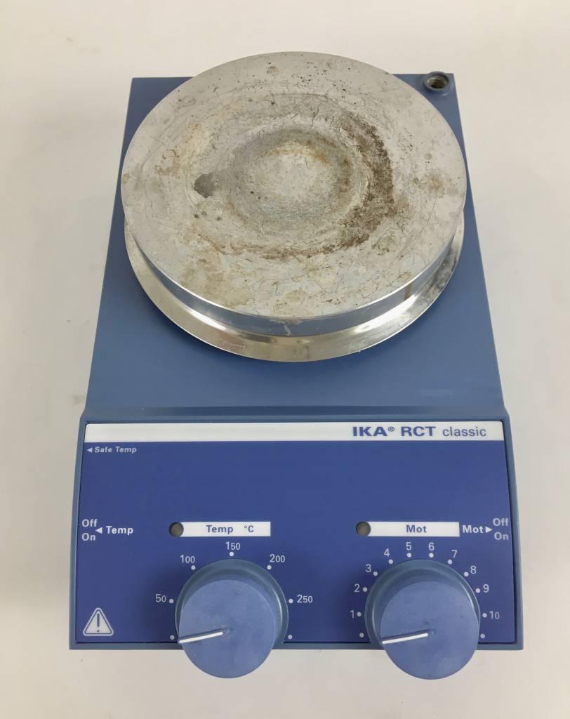 IKA Gebrauchter IKA RCT classic Magnetrührer mit Heizplatte