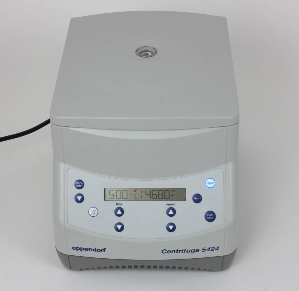 Eppendorf Eppendorf Centrifuge 5418 Microcentrifuge - demo instrument