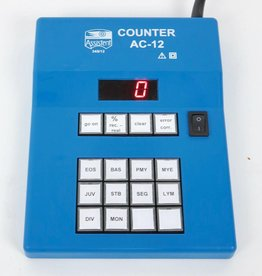 Assistent Used Assistent  AC-12 Blood Cell Counter