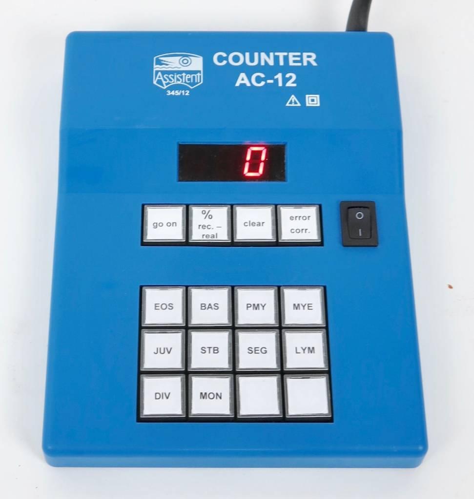 Assistent Assistent AC-12 Blutbild-Differenziergeräte Counter