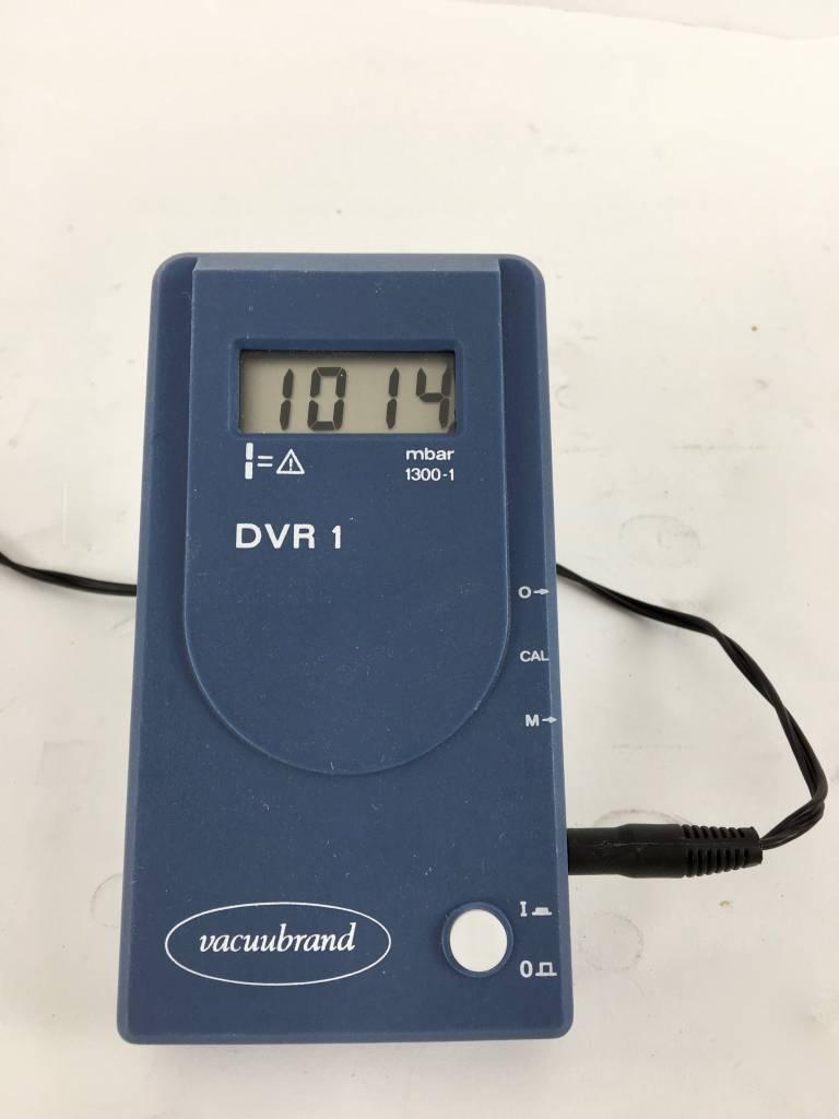 Vacuubrand Vaccubrand DVR 1 Vacuum Gauge