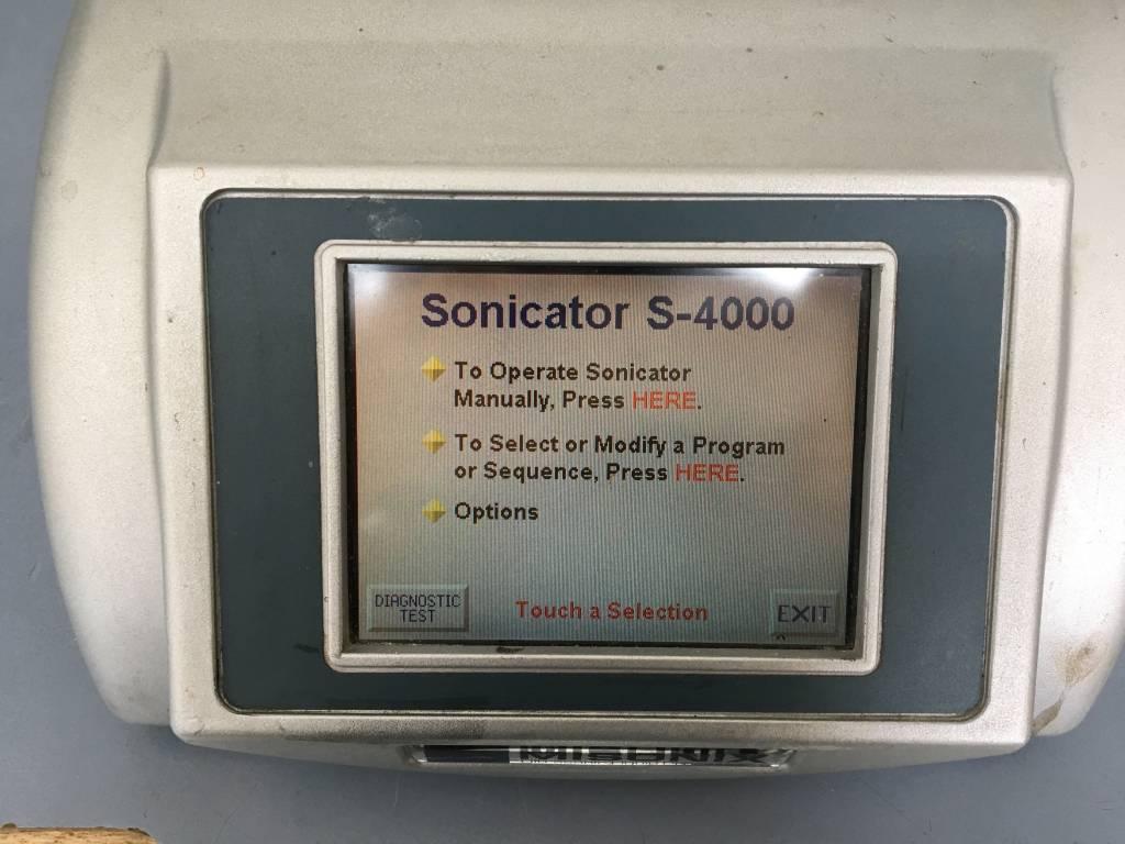 Misonix Misonix Ultrasonic disintegrator Sonicator S-4000