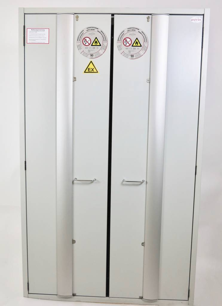 Asecos Safets Storage Cabinet Geneo Labstore