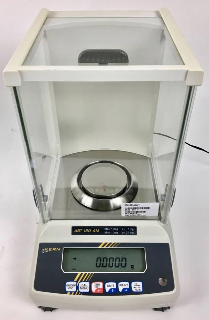 Kern Kern Analysenwaage ABT 120-4M
