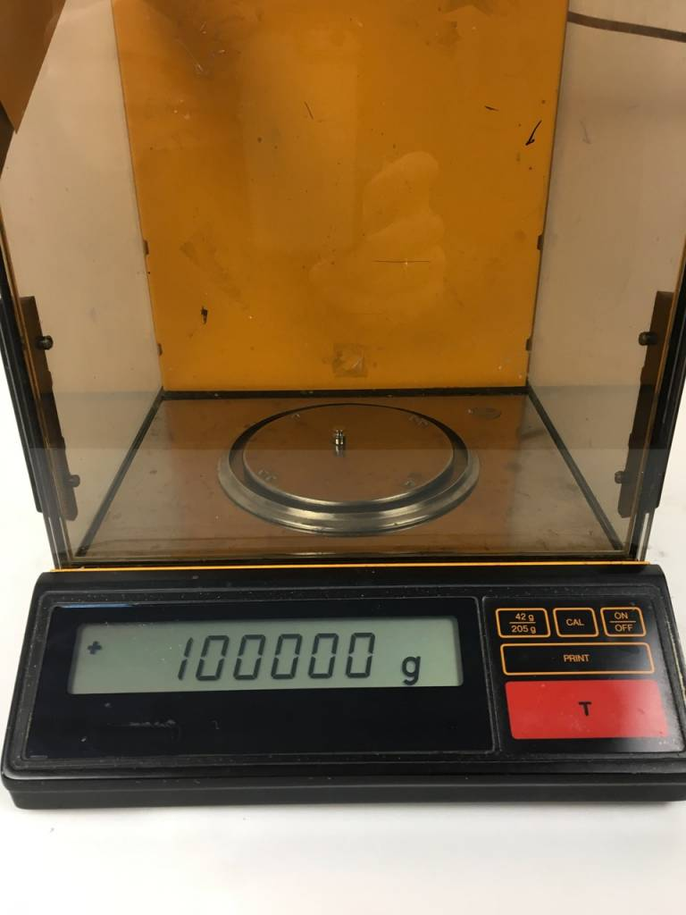 Sartorius Sartorius R200 D Analysenwaage (205g / 0,01 mg)