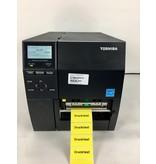 Toshiba Tec Gebrauchter Toshiba B-EX4T2-HS-QM-R Etiketten-/ Thermodrucker (600 dpi)