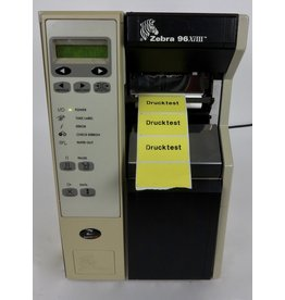 Zebra Zebra 96XiIII label printer