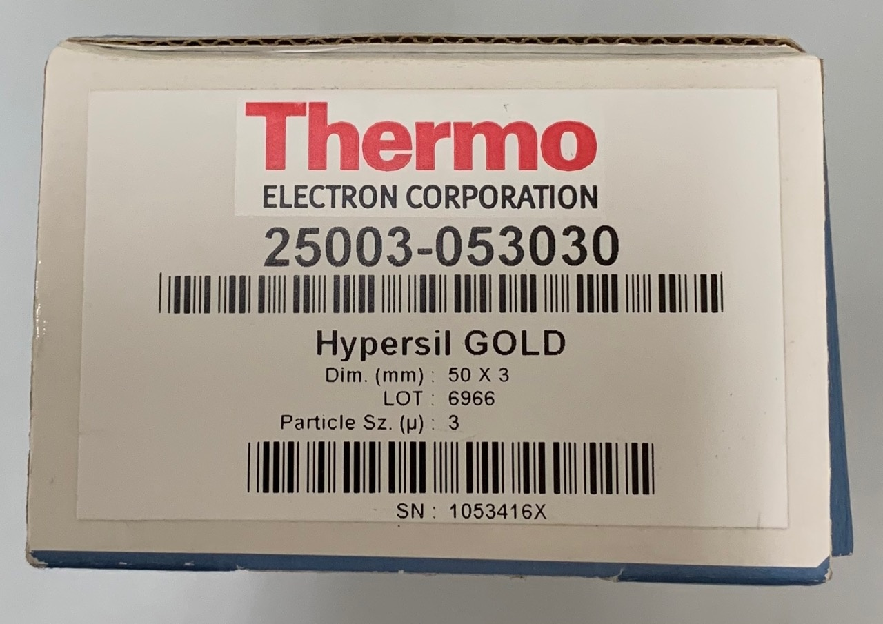 Thermo Thermo Hypersil GOLD C18 Selectivity LC Column