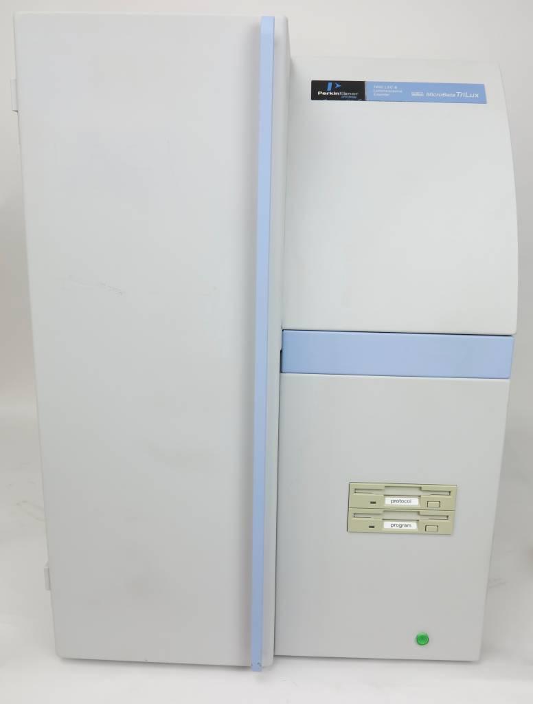 Perkin Elmer Gebrauchter Perkin Elmer MicroBeta Trilux 1450 LSC & Luminescence Counter