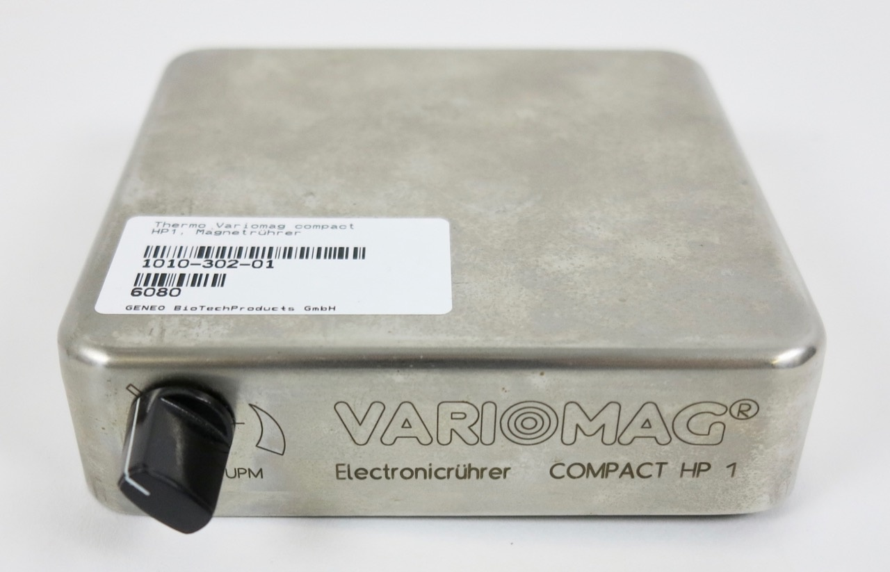 Variomag Variomag Electronicrührer COMPACT HP 1 magnetic stirrer