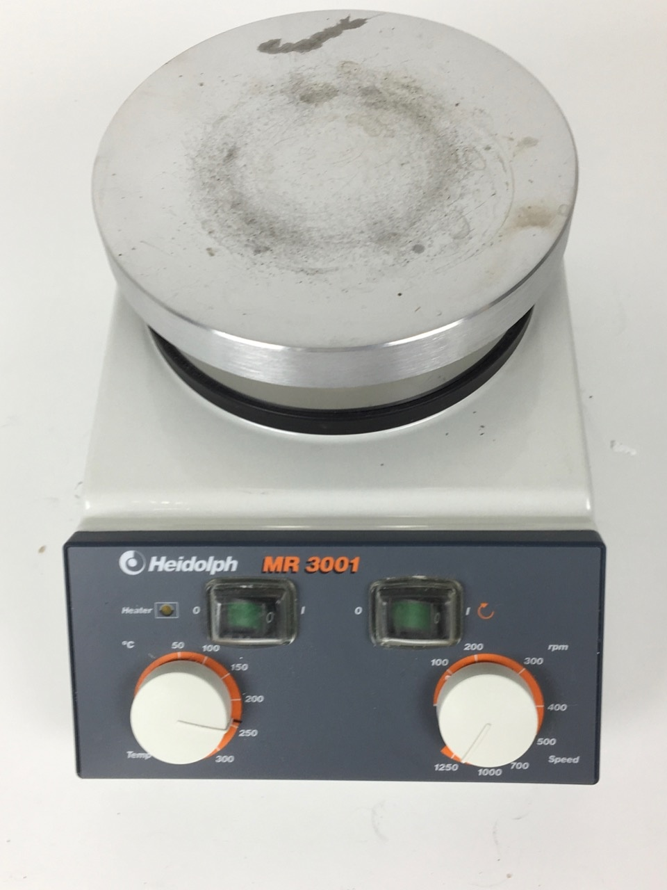 Heidolph Refurbished Heidolph MR 3001 Magnetic Stirrer with Heating