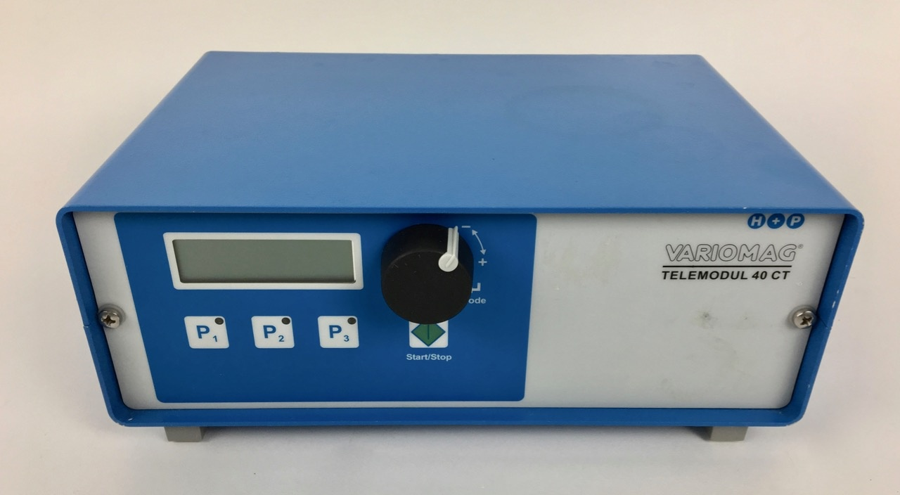 H+P H+P Labortechnik Telemodul 40CT mit Reaction Block
