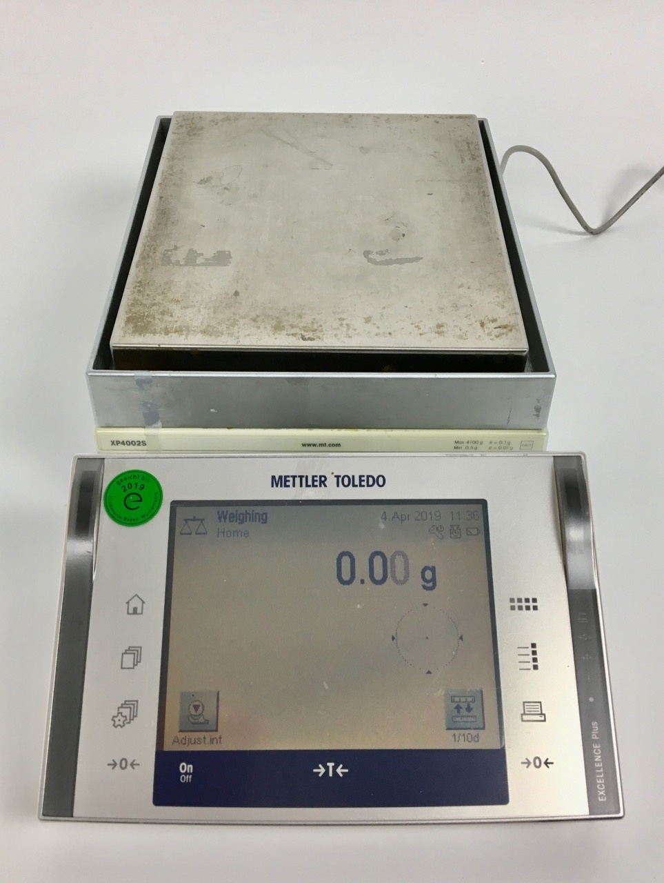 Mettler Toledo Mettler Toledo XP4002S /M  High-Performance precision scale