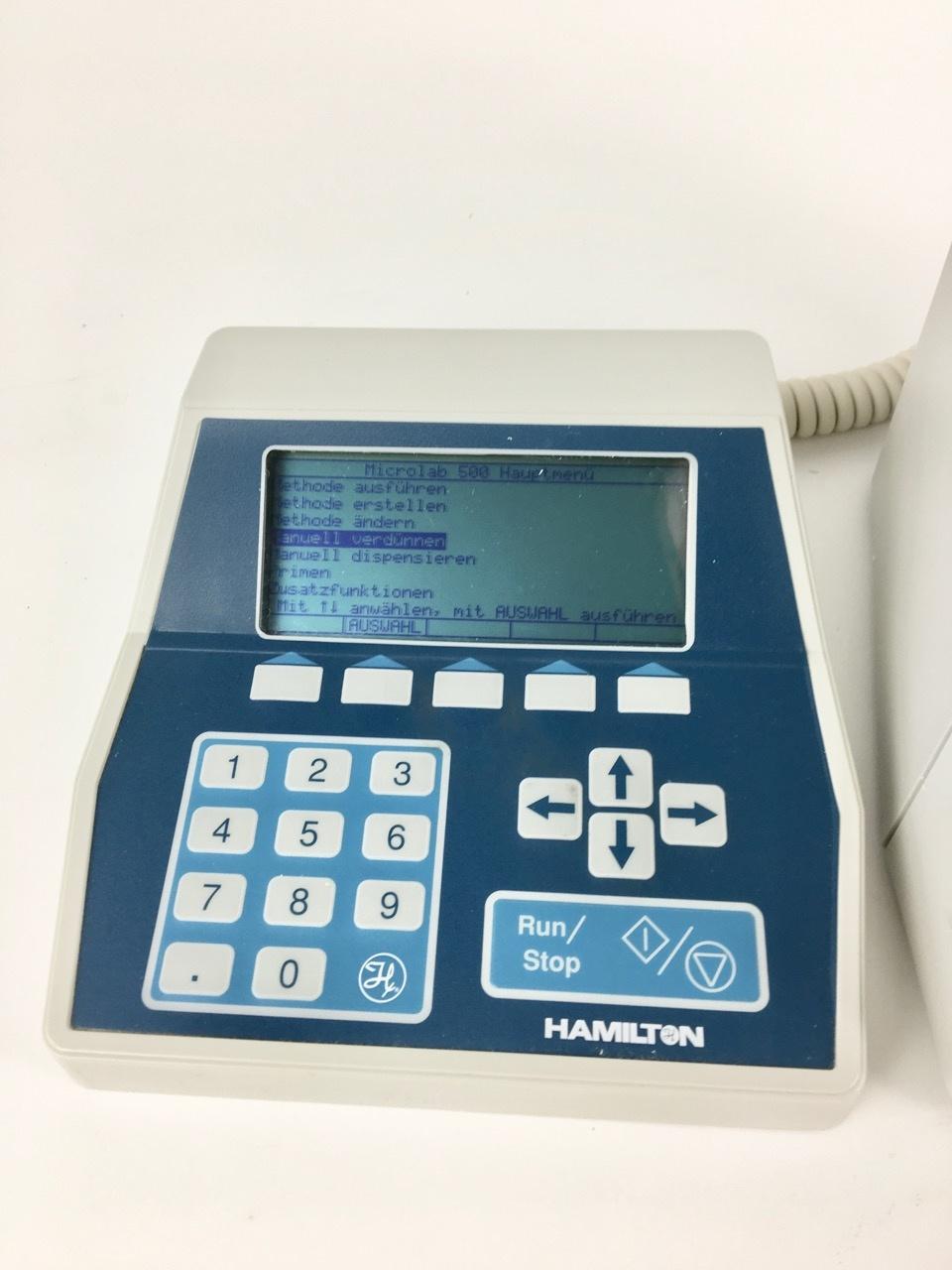 Hamilton Hamilton Microlab 530B diluter/dispenser