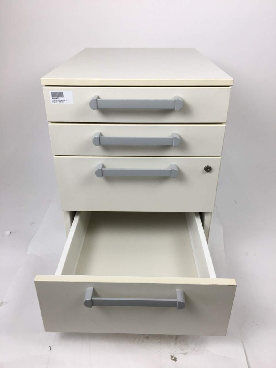 Waldner Waldner MC6 mobile cabinet, 4 drawers, 45 cm width, 64cm height