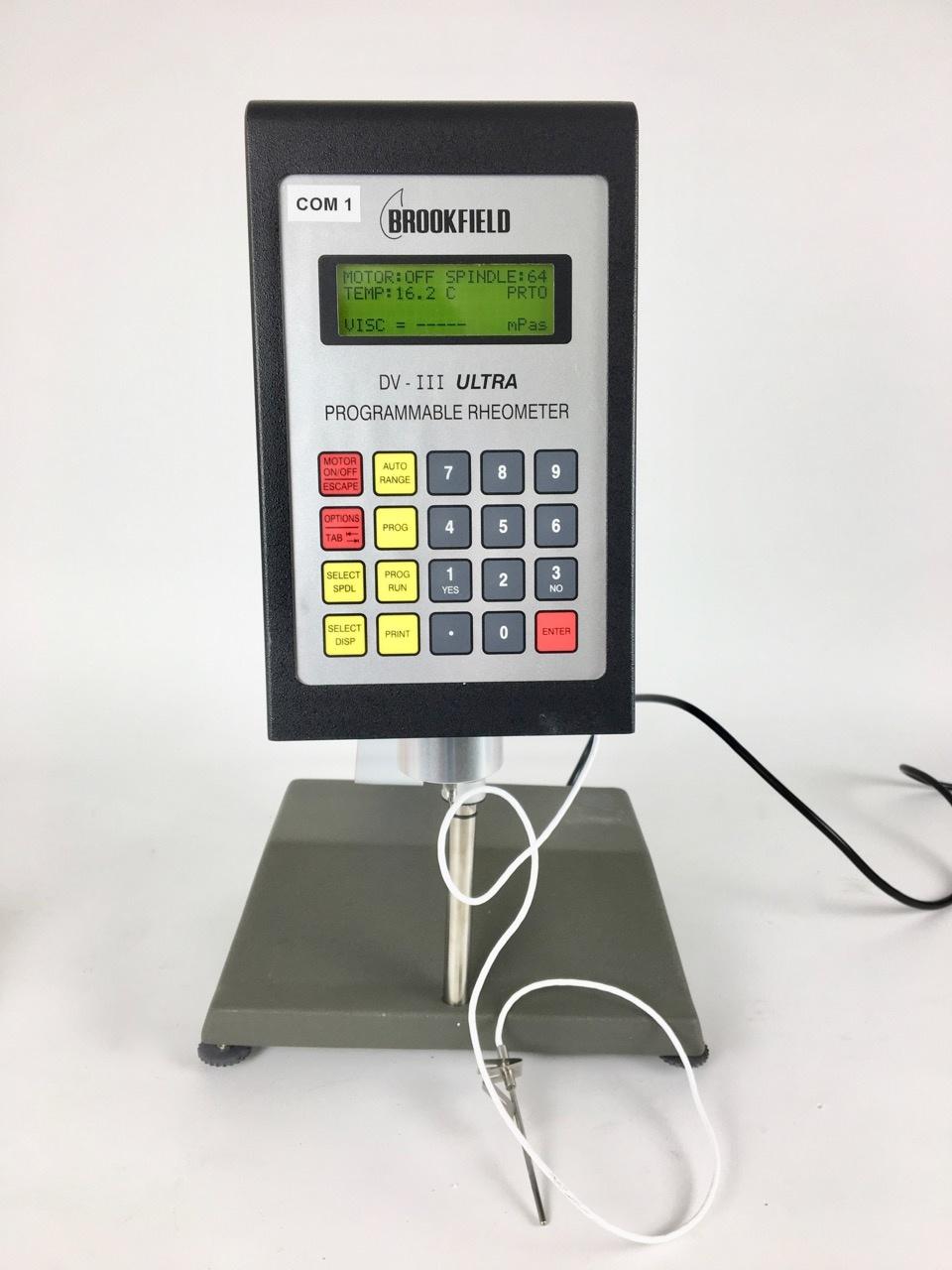 Brookfield Brookfield RVDV-III Ultra Digital Rheometer Set