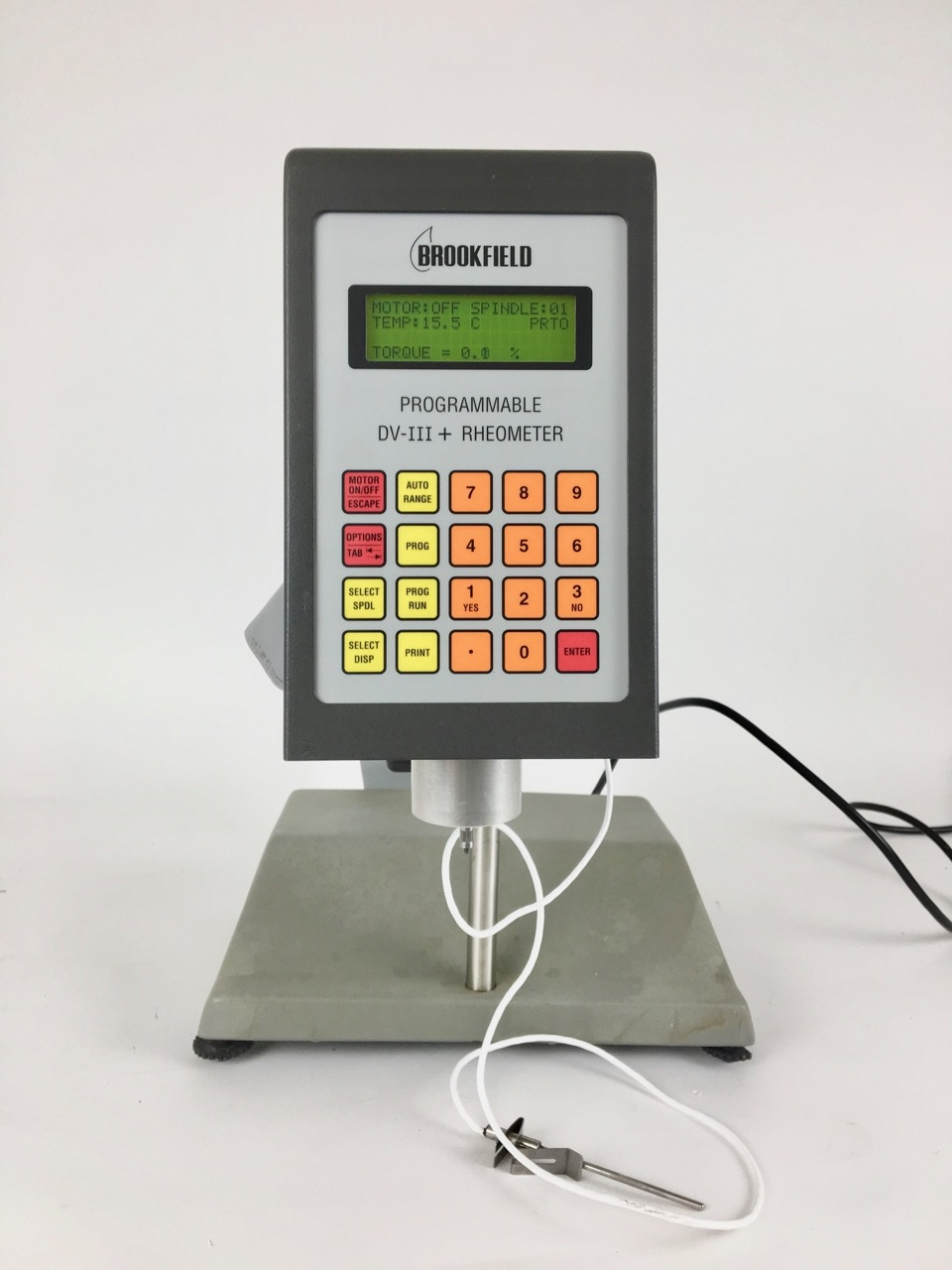 Brookfield Brookfield RV DV-III+ Ultra Digital Rheometer Set