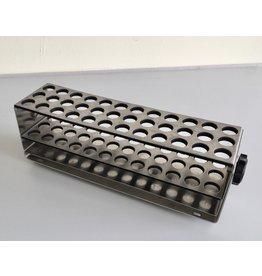 Geneo Reagenzglasgestell, Durchmesser 15 – 18 mm, 36 Gefäße