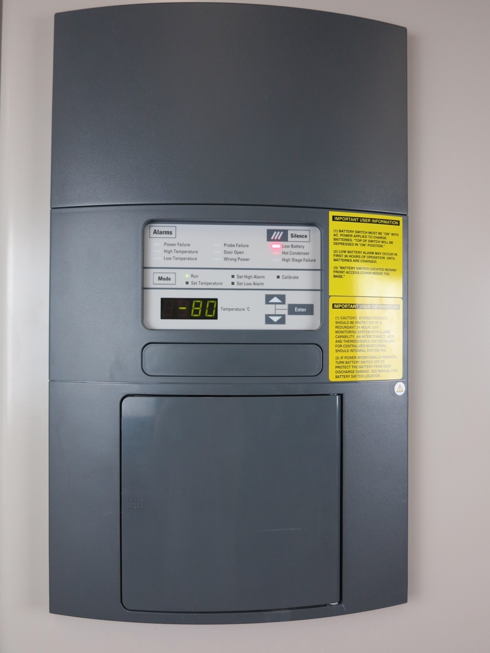 Thermo Scientific Thermo Herafreeze HFU400BV Ultralow Freezer (651 Litres)