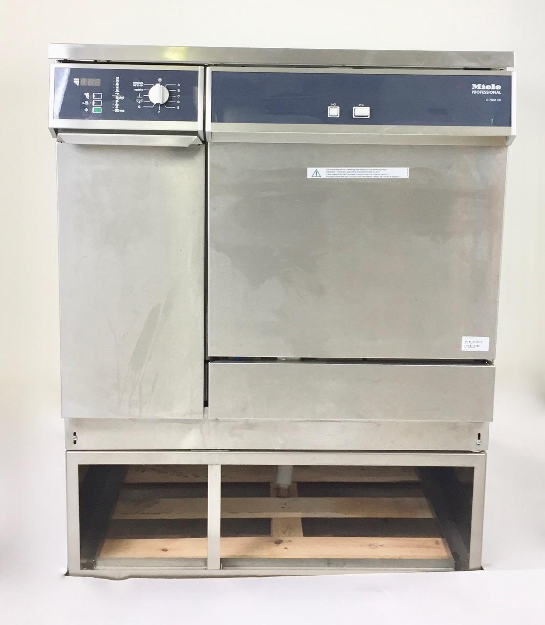 Miele Miele G 7883 CD washer-disinfector