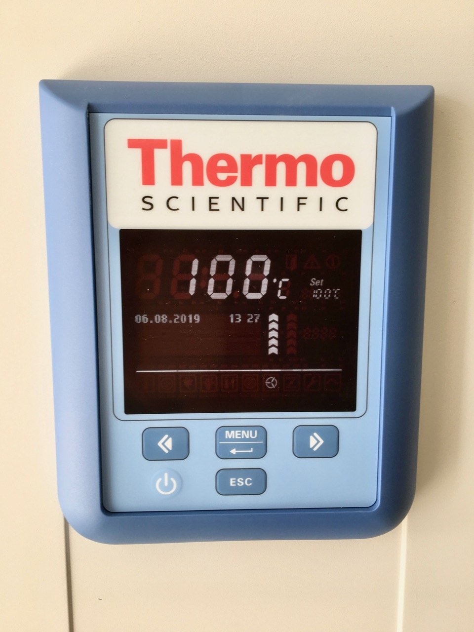 Thermo Scientific Thermo Heratherm OMH400 Advanced Protocol Circulating Air Drying Cabinet