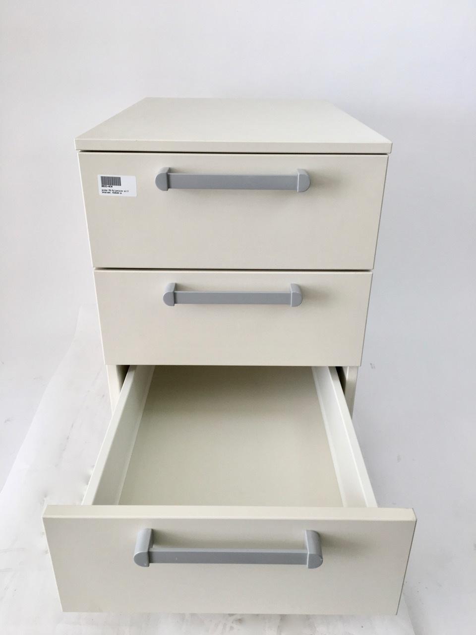 Waldner Waldner MC6 Rollschrank, 3 Schubladen, 45 cm breit,  64cm hoch