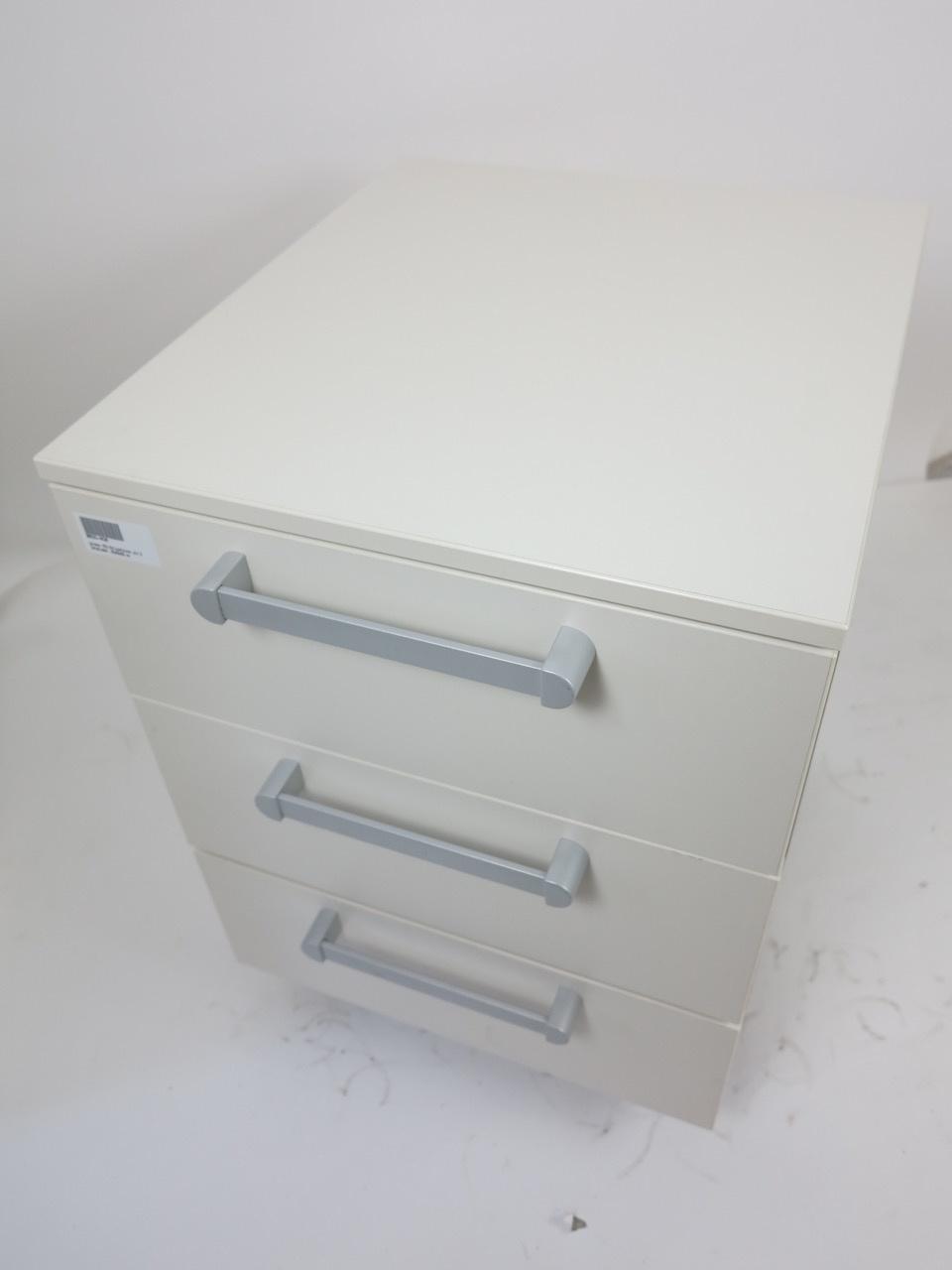 Waldner Waldner MC6 Rollschrank, 3 Schubladen, 45 cm breit,  64cm hoch, 50 cm tief